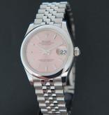Rolex  Rolex Datejust 31 Dark Pink Dial 278240 NEW