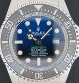 Rolex  Rolex Sea-Dweller Deepsea D-Blue James Cameron 126660 NEW