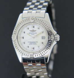 Breitling Callistino Mother of Pearl Dial A72345