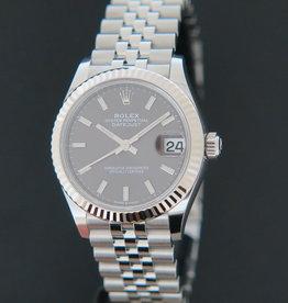 Rolex  Datejust 31 Dark Grey Dial 278274 NEW
