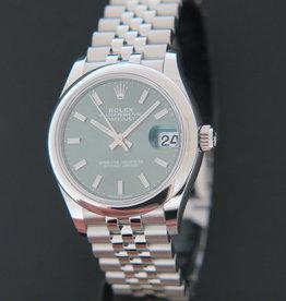 Rolex  Datejust 31 Green Dial 278240 NEW