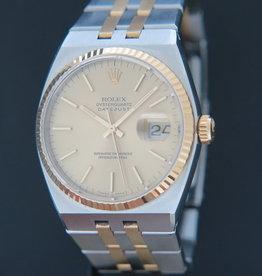 Rolex  Datejust Oysterquartz Champagne Dial 17013