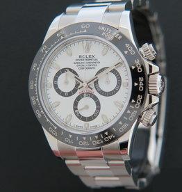 Rolex  Daytona White Dial  NEW 116500LN