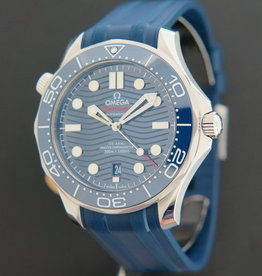 Omega Seamaster Diver 300M Co‑Axial Master Chronometer NEW 21032422003001