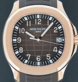 Patek Philippe Patek Philippe Aquanaut Rose Gold 5167R-001