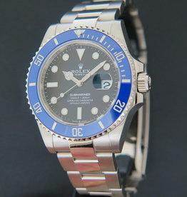 Rolex  Submariner Date White Gold  NEW 126619LB