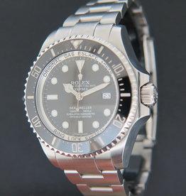 Rolex  Sea-Dweller Deepsea Black Dial 116660