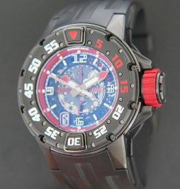 "Richard Mille RM028 Diver's Automatic Titanium ""Americas Limited Edition"""