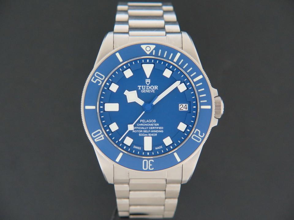 Tudor Tudor Pelagos Blue Dial 25600TB