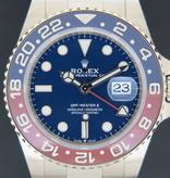 Rolex  Rolex GMT-Master II BLRO White Gold Blue Dial 126719BLRO NEW