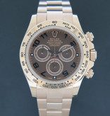 Rolex  Rolex Daytona Everose 116505 Choco Dial