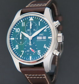 IWC Pilot's Watch Chronograph IW388103 NEW
