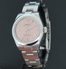Rolex  Oyster Perpetual 28 Pink Dial 276200 NEW