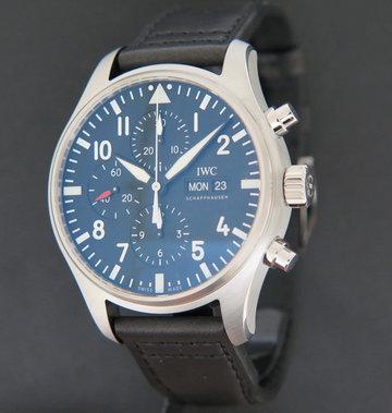 IWC Pilot's Watch Chronograph IW377709 NEW