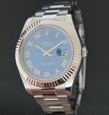 Rolex  Rolex Datejust II Azzurro Blue 116334