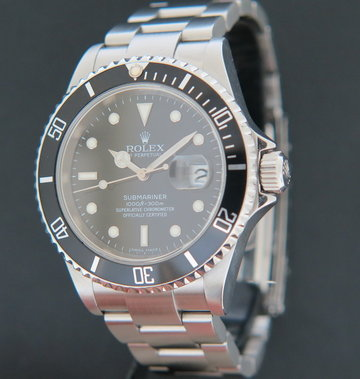 Rolex  Submariner Date 16610 Z-serial