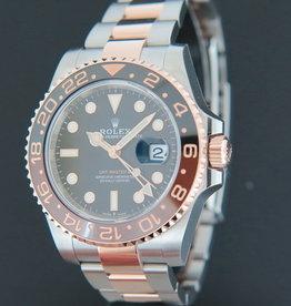 Rolex  GMT-Master II EVEROSE / STEEL NEW 126711CHNR ''ROOT BEER''