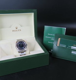 Rolex  Rolex Air-King Blue Dial 114200