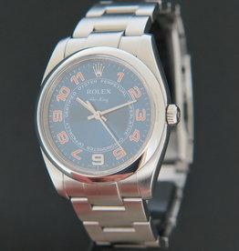 Rolex  Air-King Blue Dial 114200