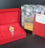 Rolex  Rolex Datejust Lady Gold/Steel Champagne Dial 79173