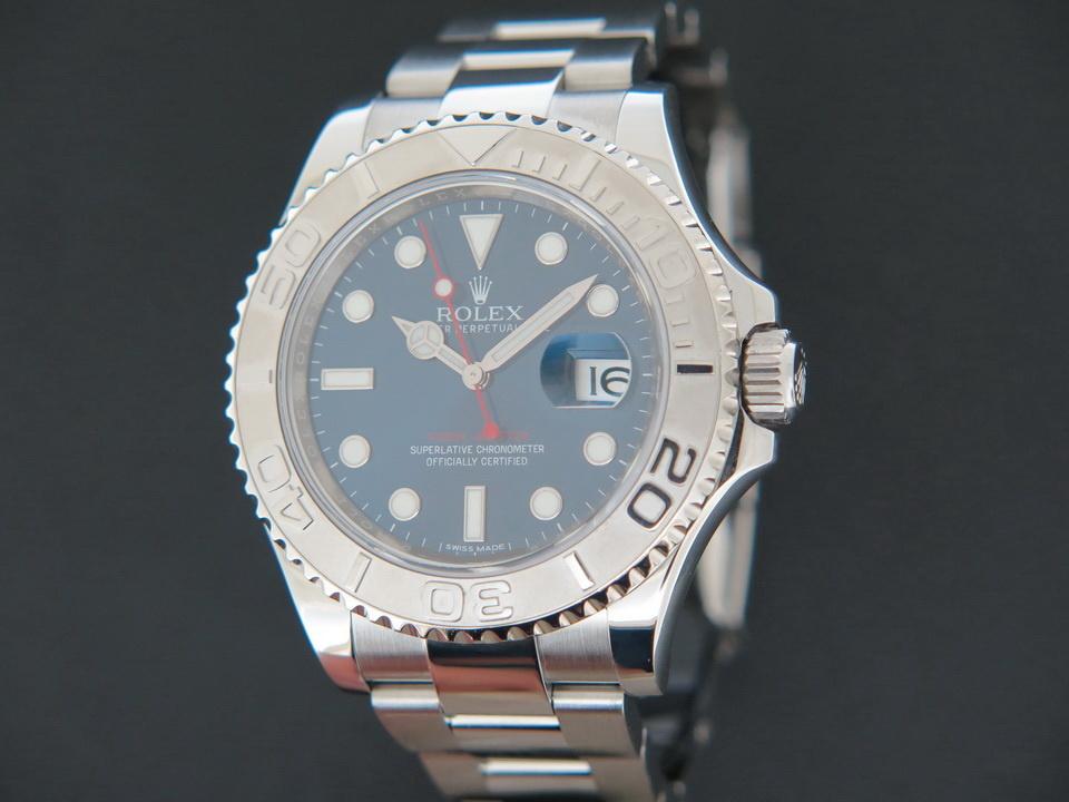Rolex  Rolex Yacht-Master Blue Dial 116622