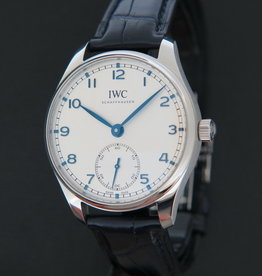 IWC Portugieser Automatic 40 Silver Dial IW358304