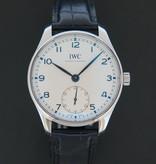 IWC IWC Portugieser Automatic 40 Silver Dial IW358304