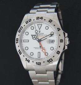 Rolex  Explorer II White Dial 226570 NEW MODEL