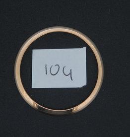 Rolex  Day-Date Rose Gold Bezel 118205