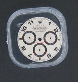 Rolex  Daytona Silver Racing Dial