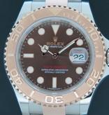 Rolex  Rolex Yacht-Master Everose/Steel Chocolate Dial 116621