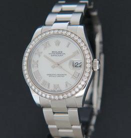 Rolex  Datejust 31 MOP Roman Dial 178384