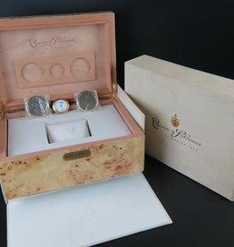 Cuervo y Sobrinos Box Humidor set