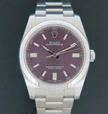 Rolex  Rolex Oyster Perpetual 36 Red Grape 116000