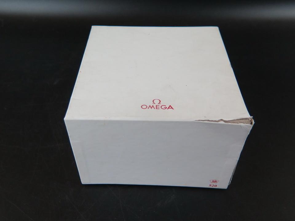 Omega Omega Box set Michael Schumacher