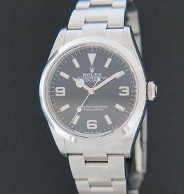 Rolex  Explorer 36 124270 NEW MODEL