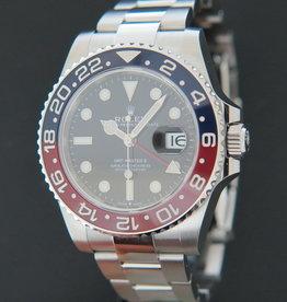 "Rolex  GMT-Master II 126710 BLRO ""Pepsi"" NEW"
