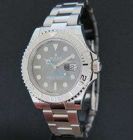Rolex  Yacht-Master Slate Dial 126622 NEW