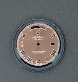 Rolex  Day-Date Bronze Dial 218239
