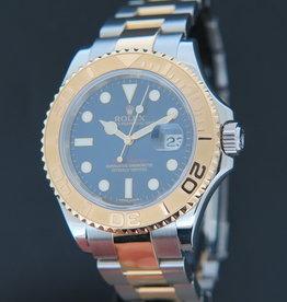 Rolex  Yacht-Master Blue Dial 16623