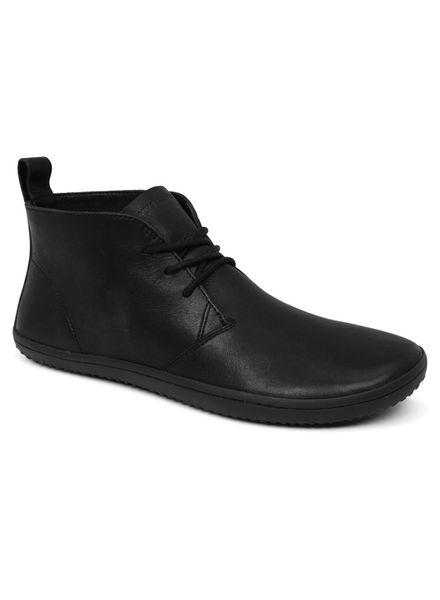 Vivobarefoot Gobi II Ladies Leather Black/Hide