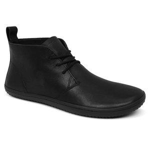 Vivobarefoot Gobi II Men Leather Black/Hide