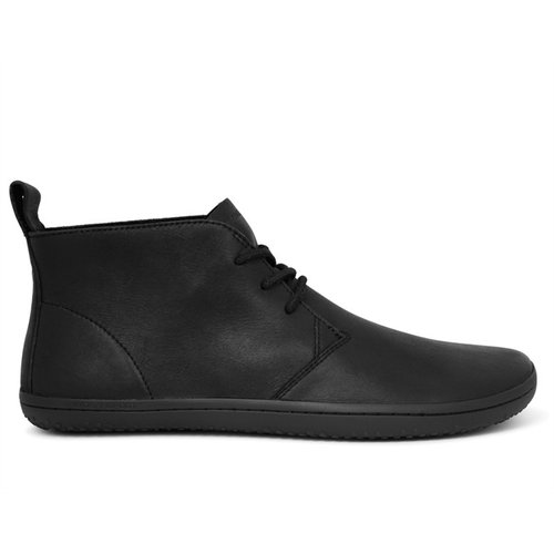 Vivobarefoot Gobi II Men Leather Black/Hide