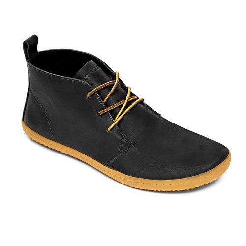 Vivobarefoot Gobi II Men Leather Dark Brown