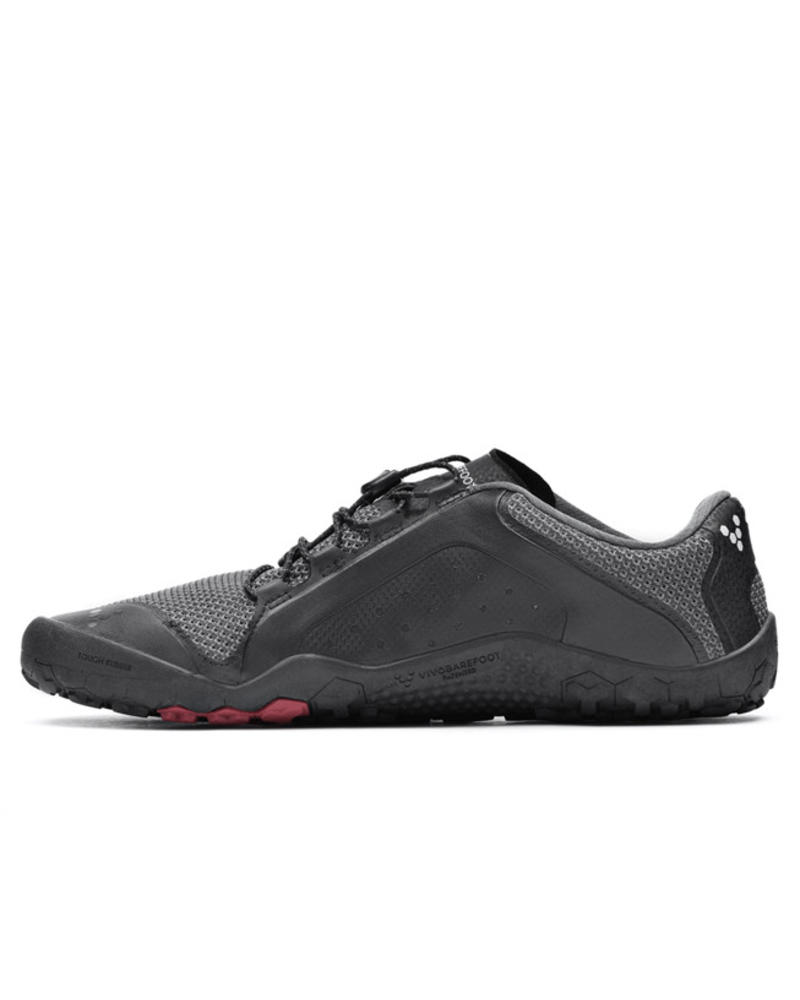 Vivobarefoot Primus Trail FG Men Mesh Black/Charcoal
