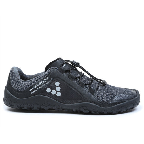 Vivobarefoot Primus Trail FG Men Black/Charcoal