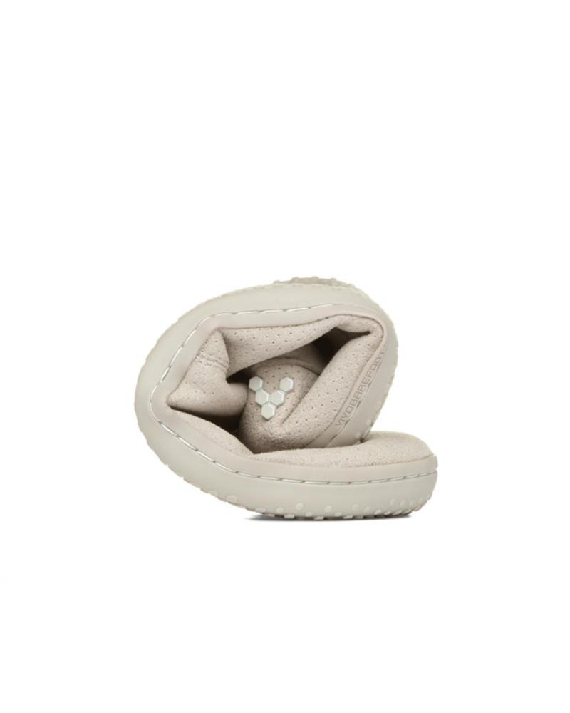 Vivobarefoot SALE: Elina Ladies Eco Suède Cement, maat 36