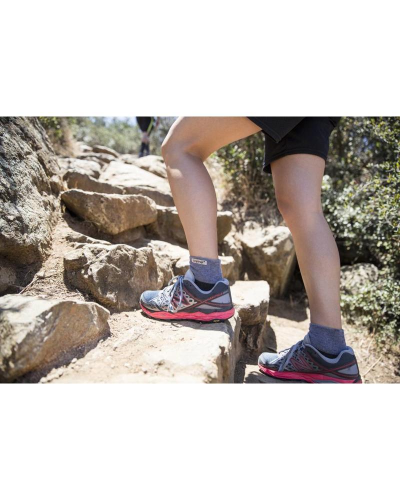 Injinji Trail Midweight MC Xtralife Granite