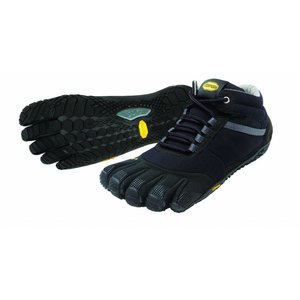 Vibram FiveFingers Trek Ascent Insulated Men Black