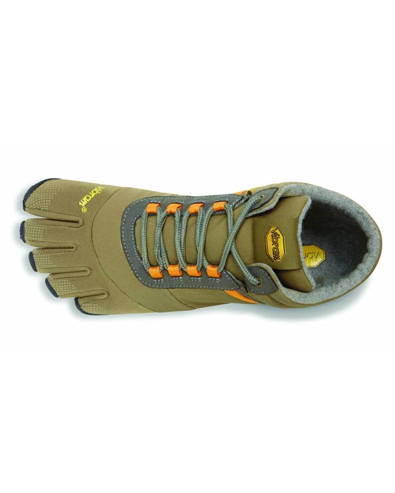 Vibram FiveFingers Trek Ascent Insulated Men Khaki/Orange